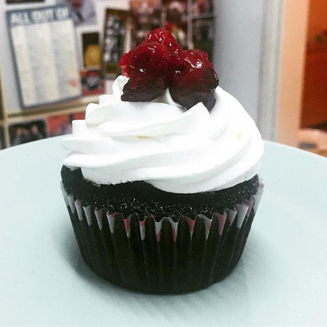 chocolate cake, Chocolate Cupcake