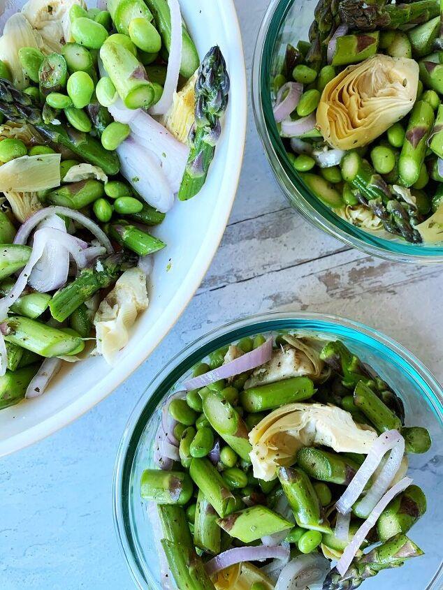 artichoke asparagus salad