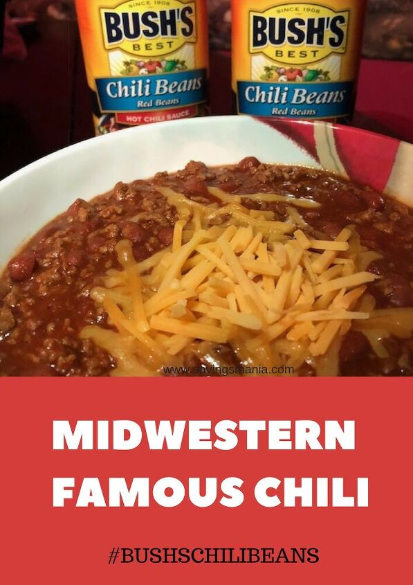 midwestern famous chili