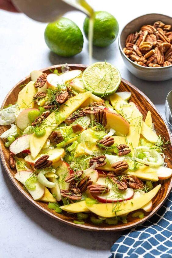 fennel mango and celery salad
