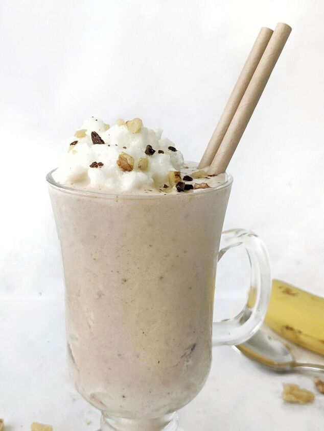 chunky monkey ice cream protein shake