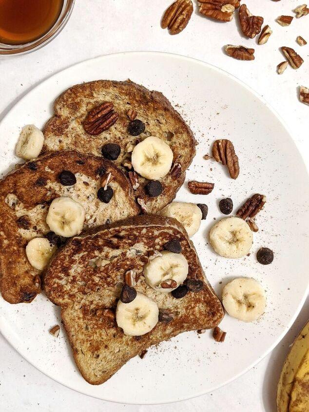 ultimate breakfast goals banana french toast