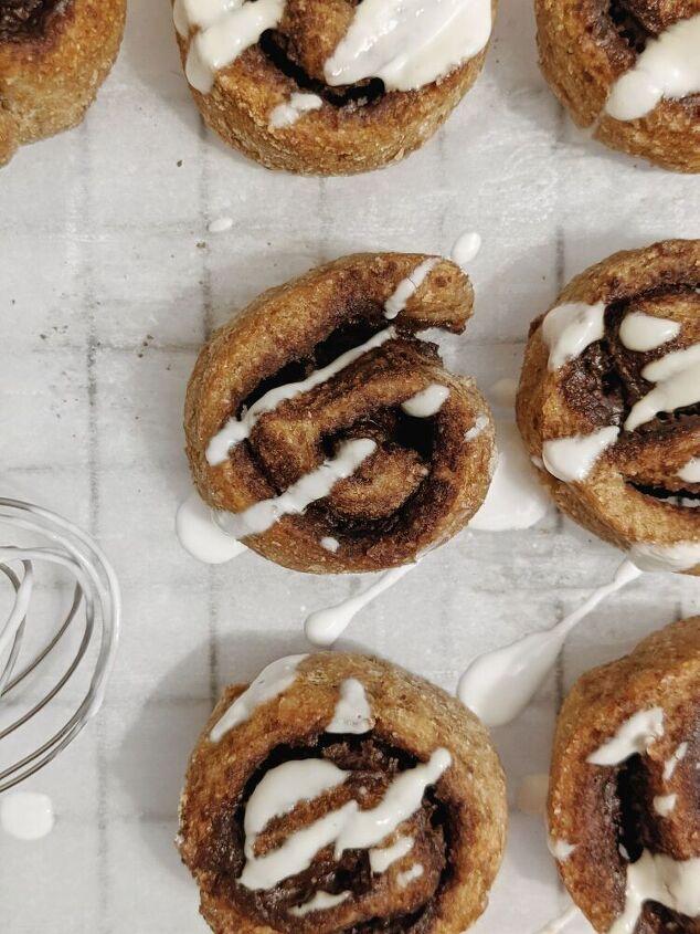 2 ingredient dough whole wheat cinnamon rolls no yeast