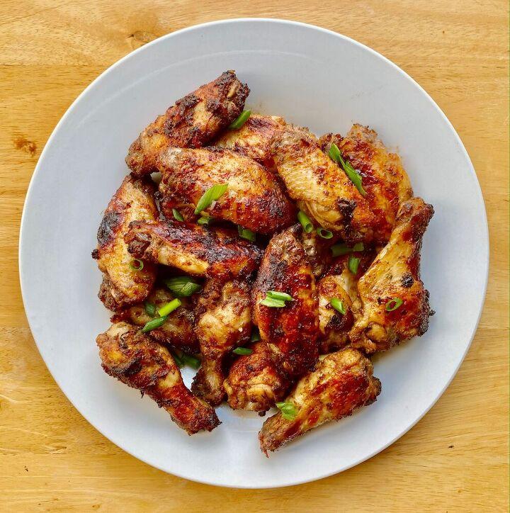 air fried jerk wings