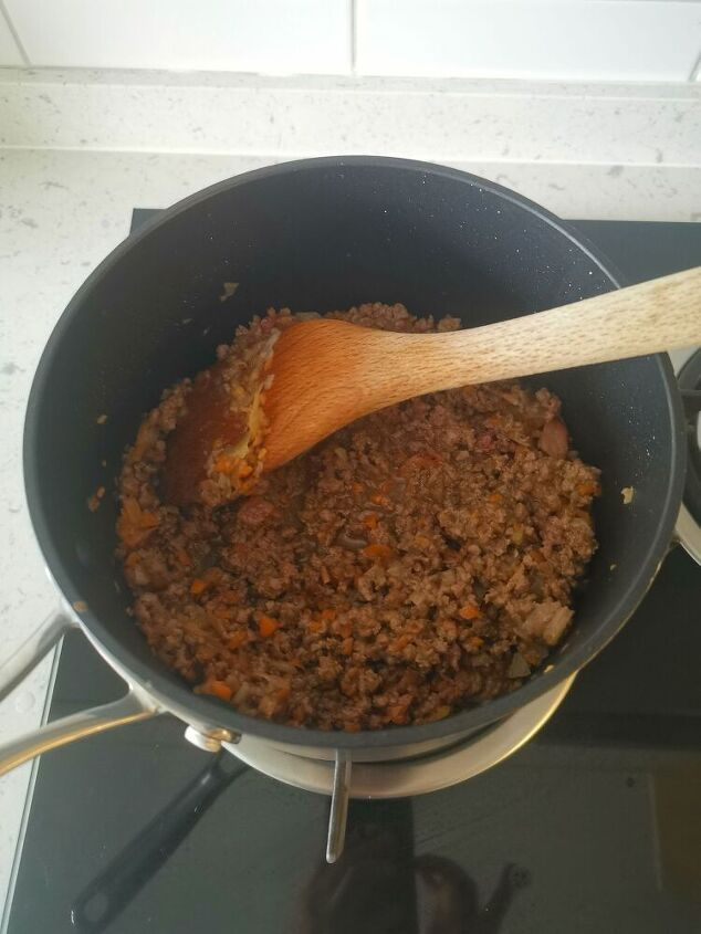 italian ragu tomato meat sauce