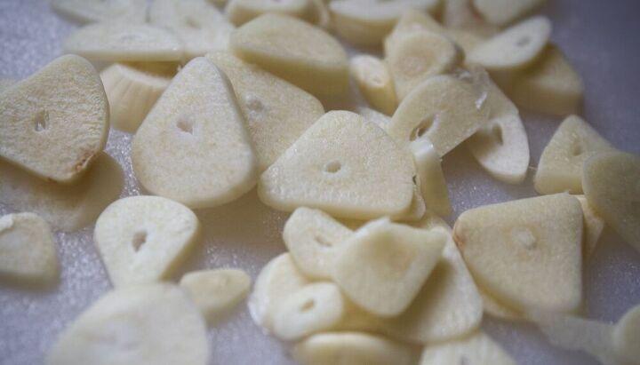 garlic and broccoli pasta