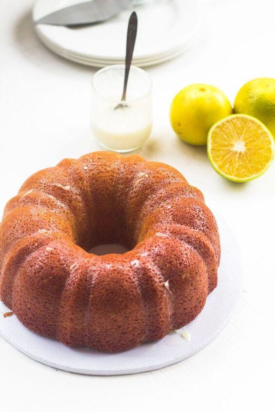 moist and delicious orange bundt cake recipe
