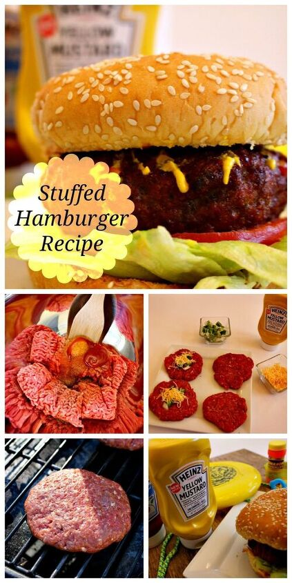 stuffed hamburger recipe