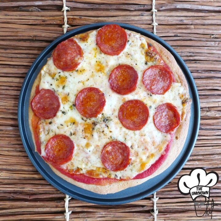 gluten free mini pizza