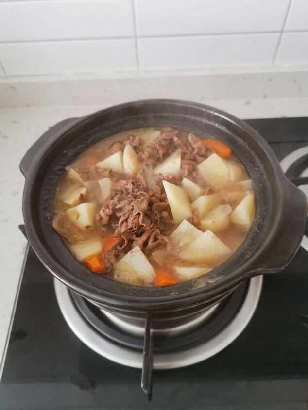 nikujaga japanese beef stew