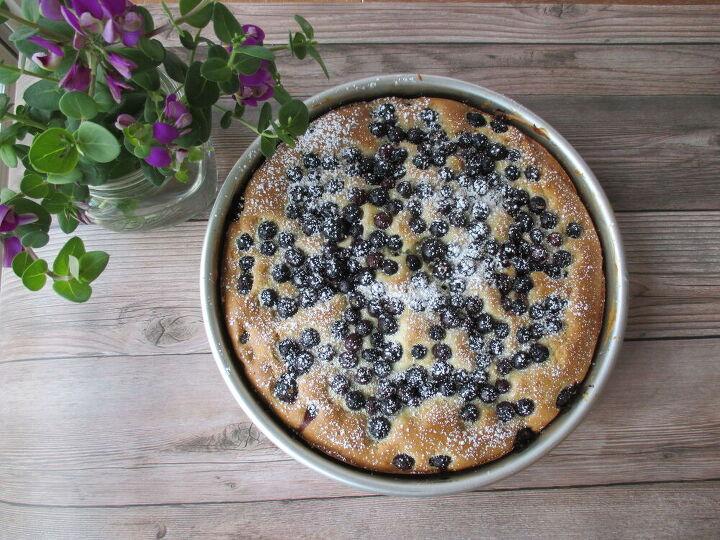 blueberry sour cream coffee cake, Blueberry Sour Cream Coffee Cake