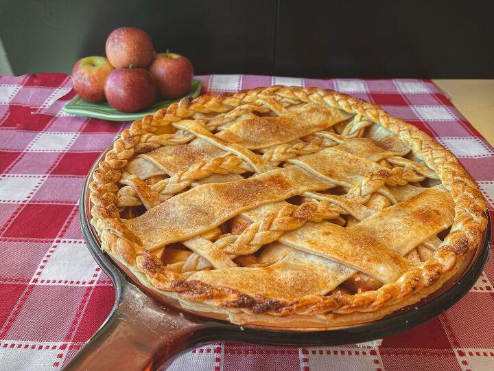 easy flaky apple pie