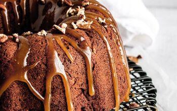 The Best Caramel Apple Coffee Cake