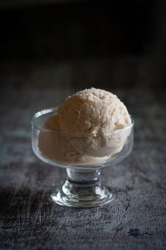 maple fennel ice cream