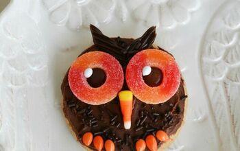 Happy  Owl-oween Cookies