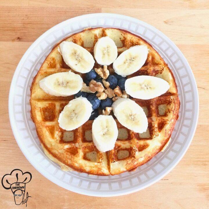 gluten free fluffy belgian waffles