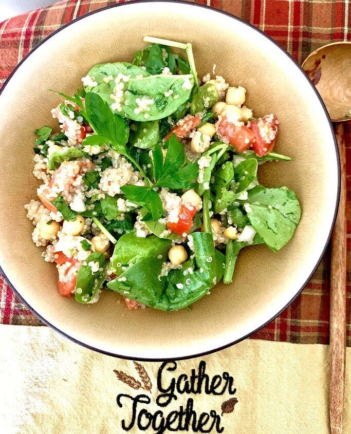 ultimate quinoa salad, Ultimate quinoa salad