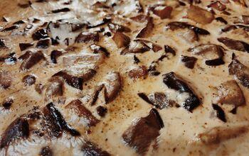 Creamy Mushroom Sauce.