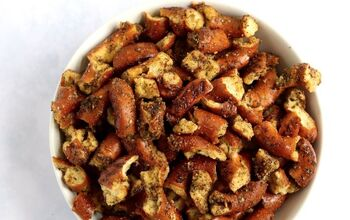 Spicy Seasoned Pretzels