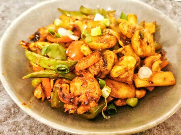 chinese chilli garlic chicken