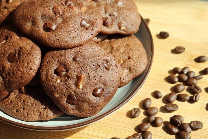 espresso chocolate chip macadamia cookies