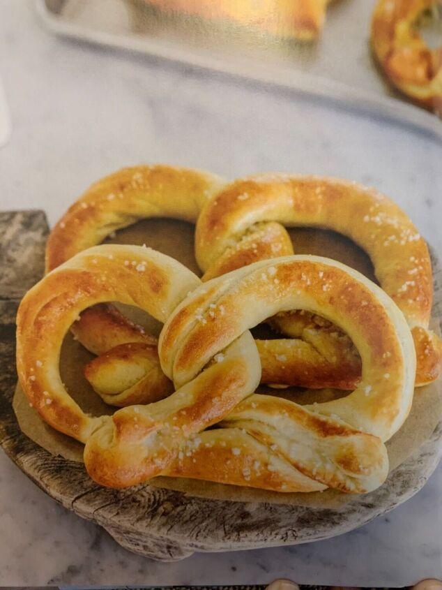 kamut bavarian pretzel super easy recipe