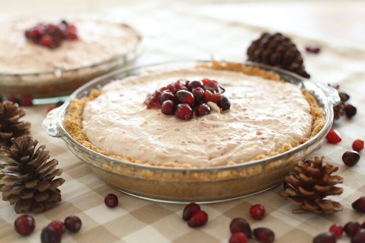 cranberry harvest pie perfect for the holidays