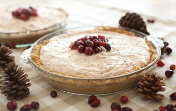 Cranberry Harvest Pie–Perfect for the Holidays
