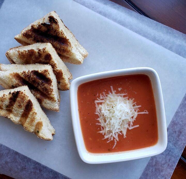 quick easy tomato soup