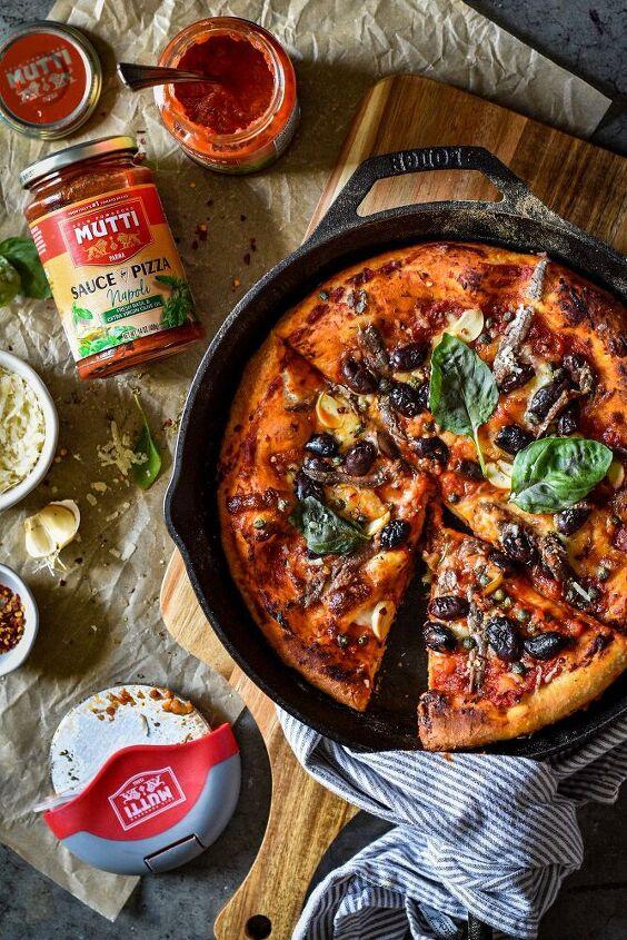 pizza puttanesca
