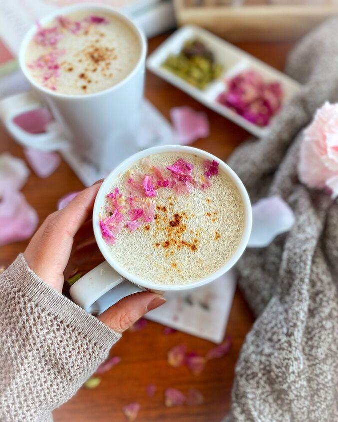 cardamom rose coffee