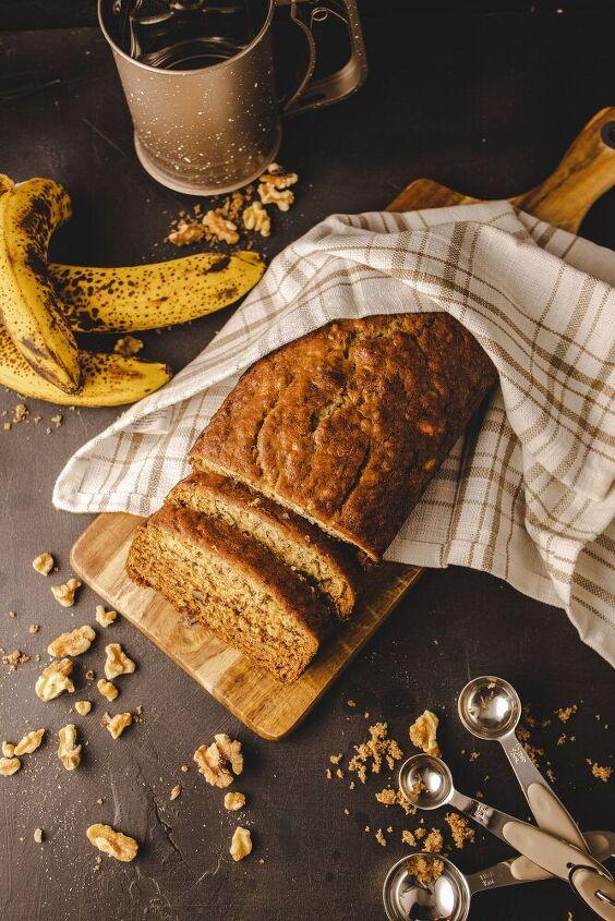 my starbucks inspired banana bread recipe