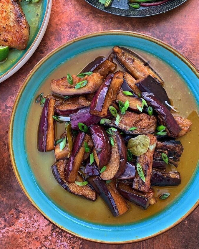 filipino eggplant adobo