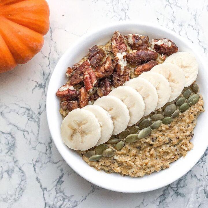 pumpkin and seed oats