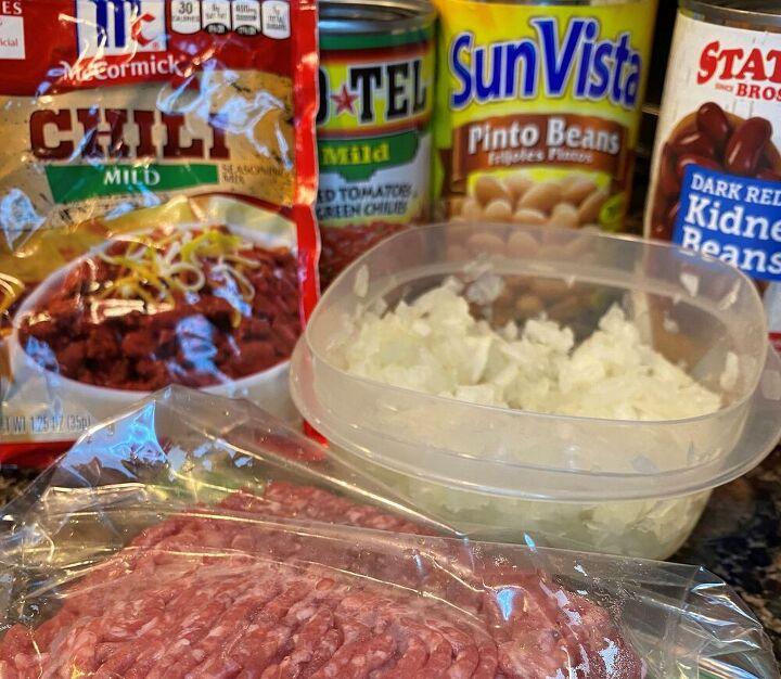 easy chili recipe, Easiest Chili Recipe Ever