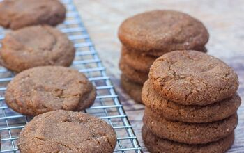 Really Good Gingersnaps