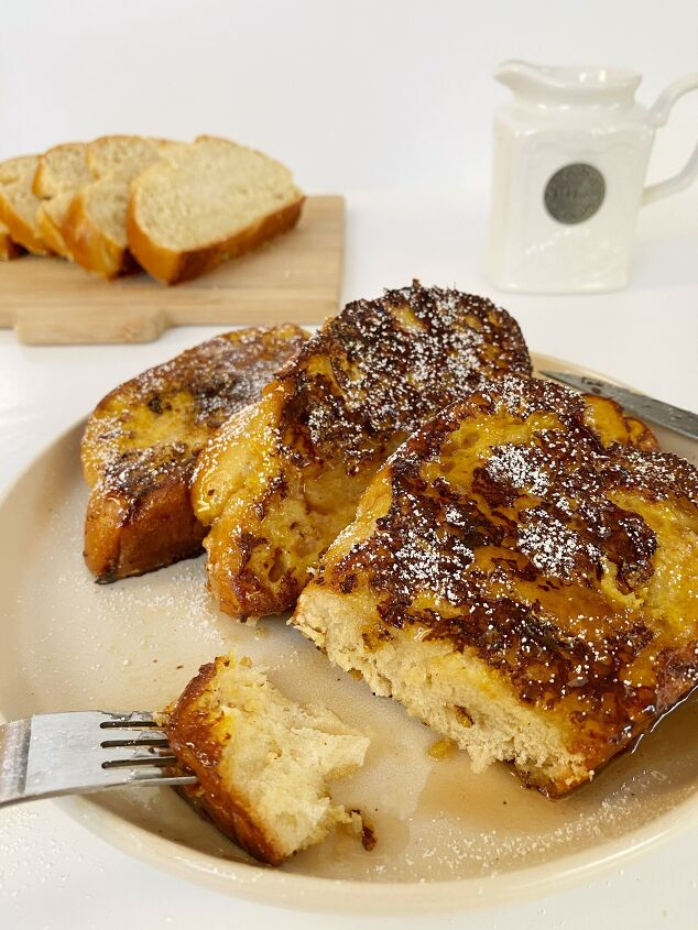 s post, Pumpkin French Toast