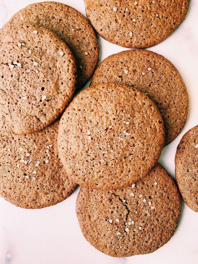 buckwheat honey cookies gluten free