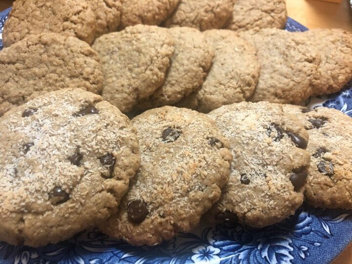 heavenly oatmeal cookies