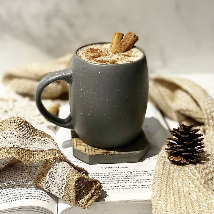 oat chai tea latte