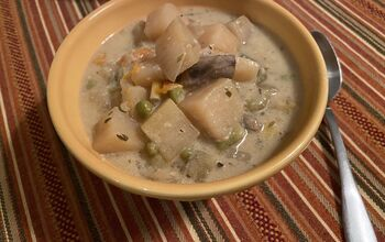 Hearty Vegetable and Potato Chowder Recipe