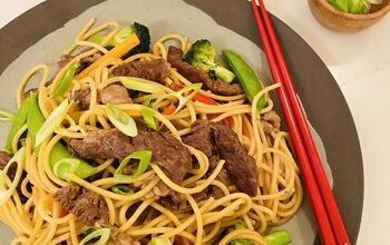 BETTER THAN TAKE-OUT BEEF LO MEIN