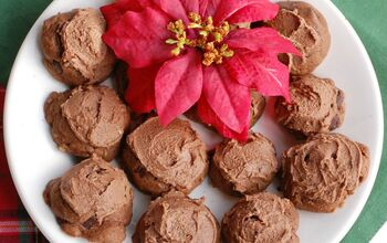 Christmas Cookie Recipe:  Chocolate Italian Meatball Cookie Recipe