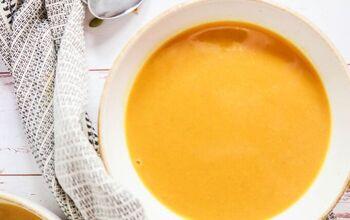 InstantPot Coconut Curry Squash Soup