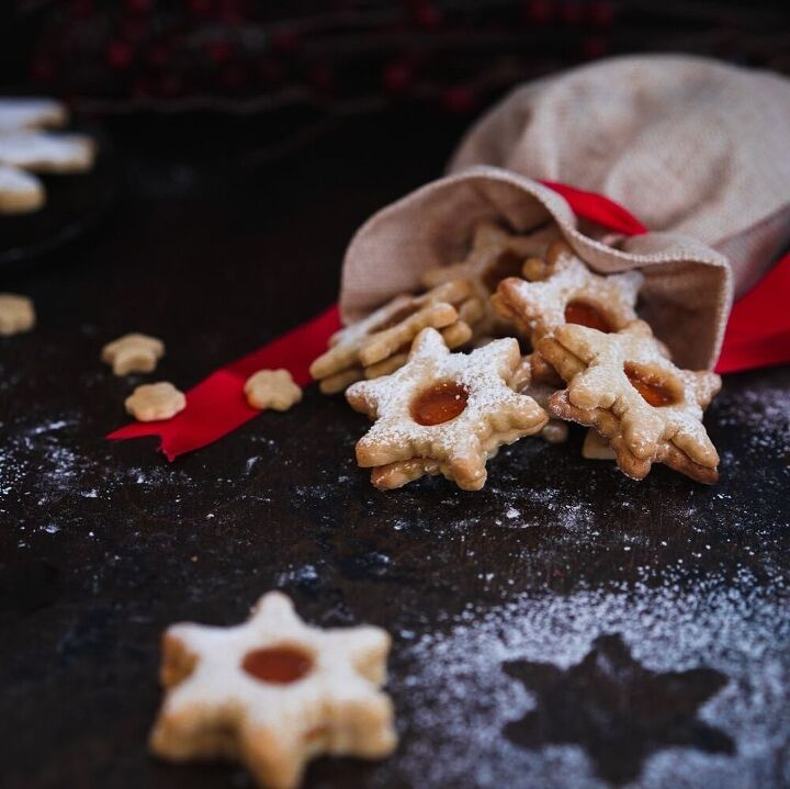 best recipe for delicious linzer cookies