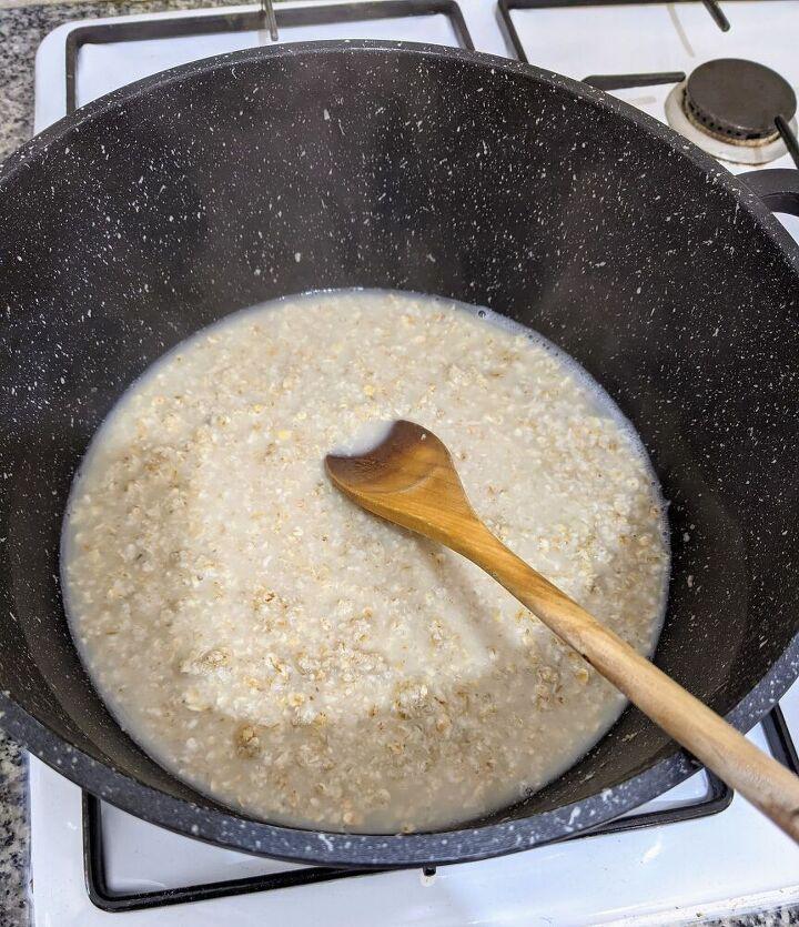 personalised healthy porridge in 10 minutes work