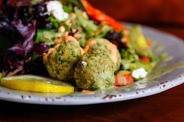 easy gluten free falafel