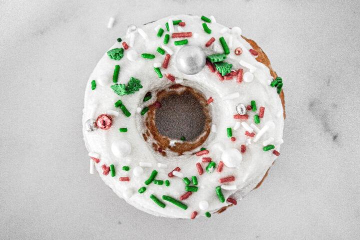 vanilla dip donuts