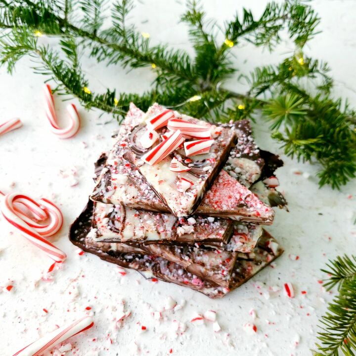 s 10 chocolate treats that make great holiday gifts, Boozy Peppermint Bark