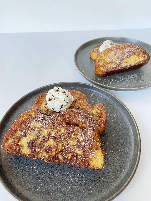 espresso french toast